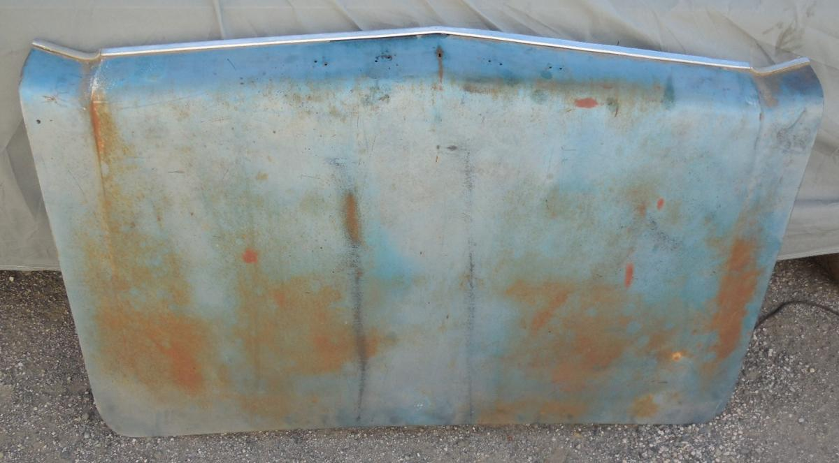 1966 Buick Skylark trunk lid | Larry Camuso's West Coast ...