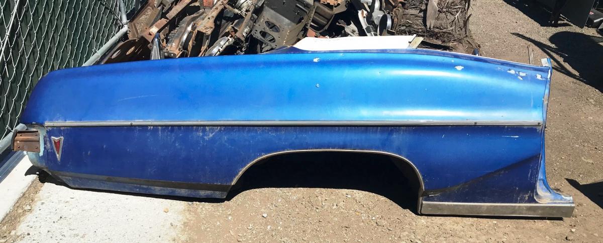Parts For Sale Pontiac Parts Larry Camusos West Coast Classics