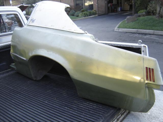 Parts for Sale: pontiac parts | Larry Camuso's West Coast