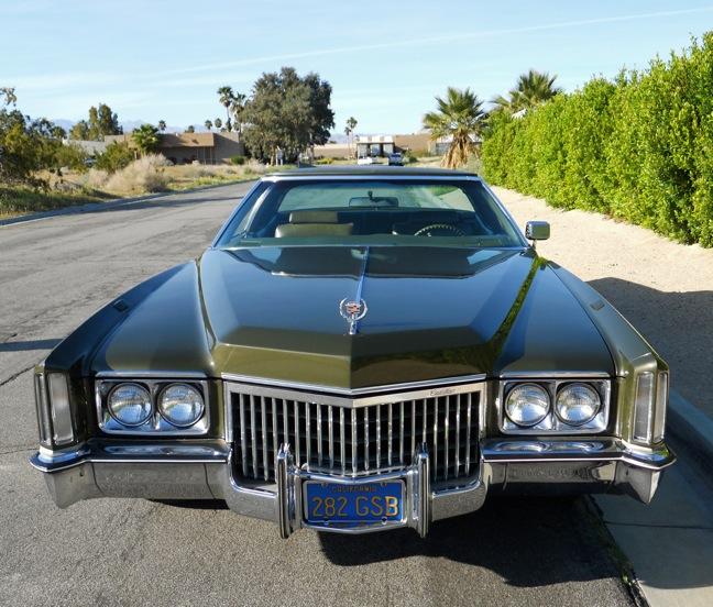 1972 Cadillac Eldorado Coupe