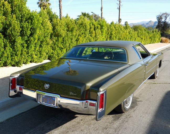 1972 cadillac eldorado coupe larry camuso 39 s west coast classics cars and parts for sale for 1972 cadillac eldorado interior