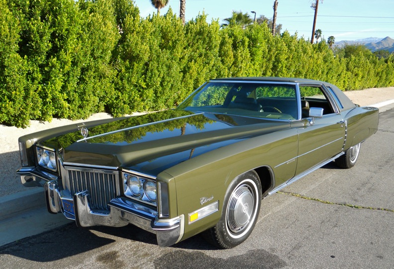 1972 Cadillac Eldorado Coupe Pictures To Pin On Pinterest Pinsdaddy