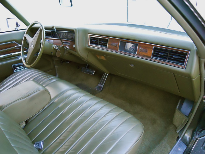 1972 Cadillac Eldorado Coupe | Larry Camuso's West Coast Classics - Cars and Parts for Sale ...